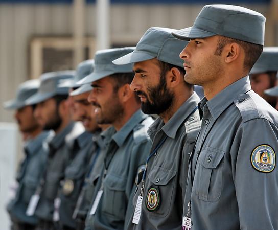 Afghanistan Police Academy