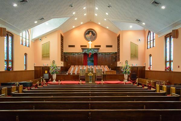 2017 12 29 Atlanta Ebenezer Baptist Church