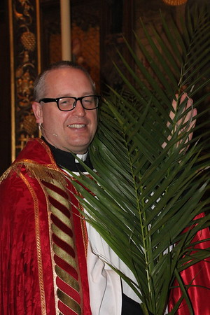 Palm Sunday Provost - 29 March 2015