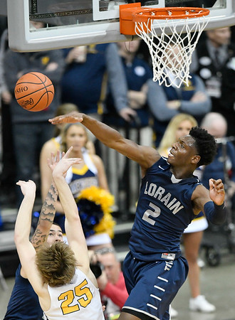 Lorain boys fall to Moeller in state semifinals