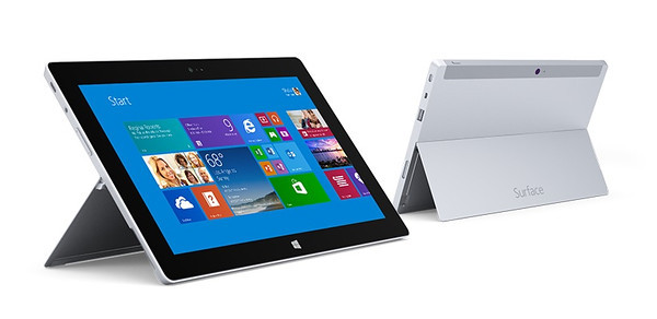 Microsoft Surface 2, tablet with kickstand