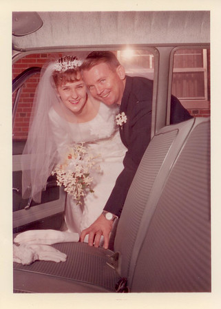Larry and Lillian's Wedding