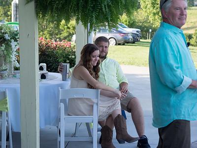 Courtney & Eric's Wedding Rehearsal 7-15-16