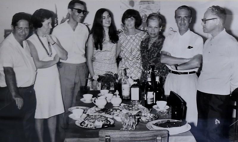 Dundo em 1970