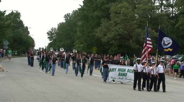 2009-10-09: Homecoming Parade