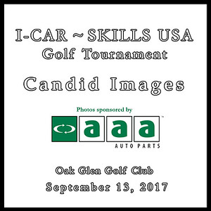 I-CAR ~ SKILLS USA Golf Candid Images Sept. 13, 2017