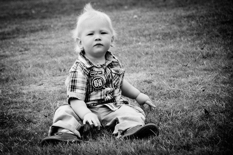 July 2011 - William at Cannon Hall