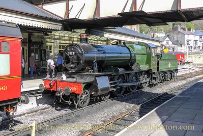 Llangollen Railway 2011