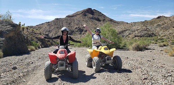 6-10-19 Eldorado Canyon ATV/RZR & Goldmine Tour