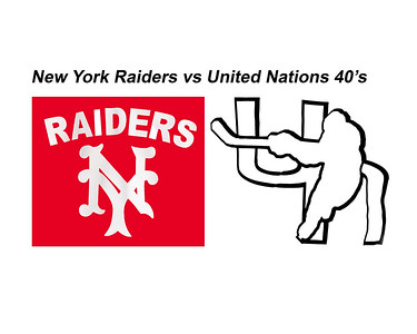 40A UN40 vs New York Raiders