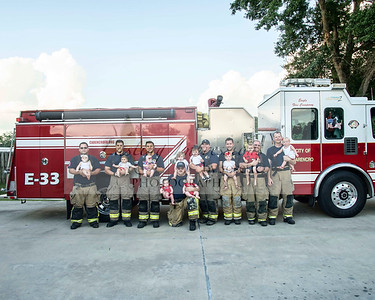 Carencro Fire Dept Baby Boom