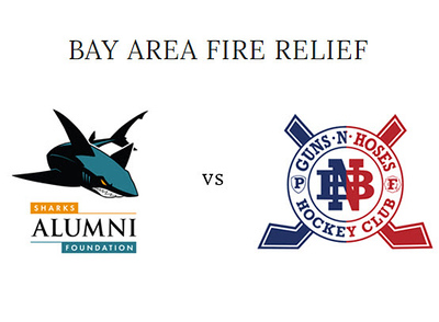 Guns and Hoses 20171208 Sharks Alumni Fire Relief