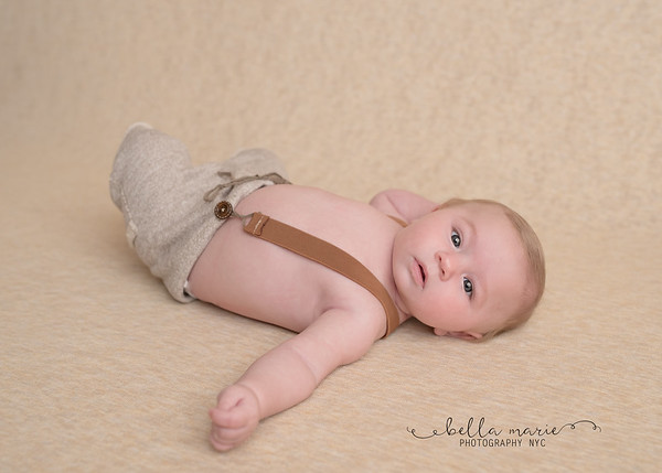 Christopher's 4-Month Session