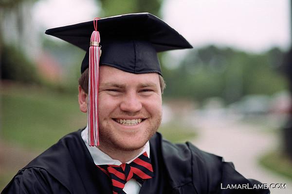 UGA Graduation - Spring 2013