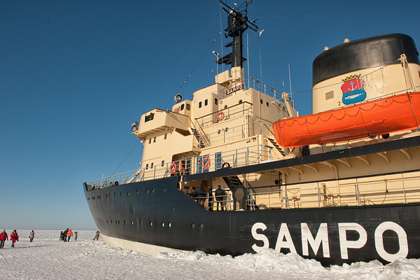 The Sampo in the Ice