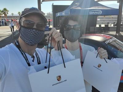Porsche Performance Drives, Thermal Club 11/14/20
