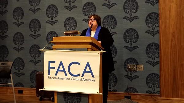 Feb 2020 FACA Program - Laskiainen Celebration Videos