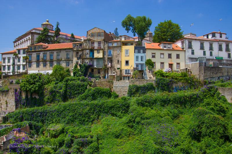 Porto hillside, Portugal