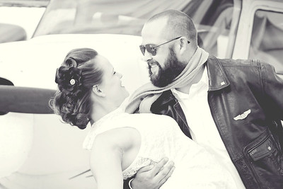 Gina & George