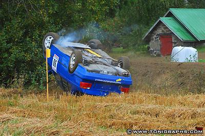 19.09.2009 | Tulenliekki SM-Rallisprint, Leppävirta