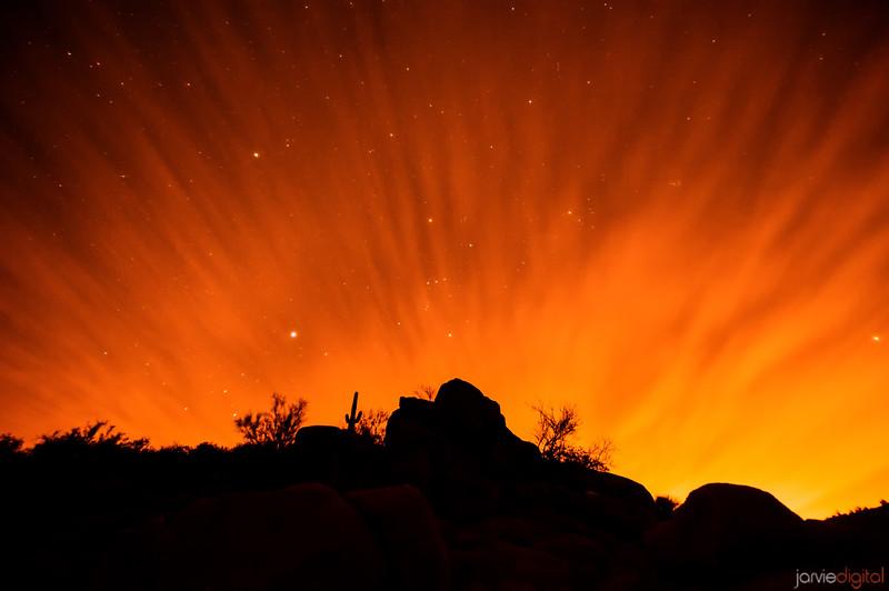 Warm Night Skies