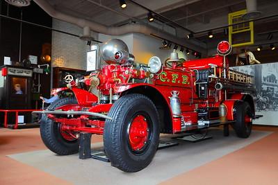 Cincinnati, Ohio Fire Museum