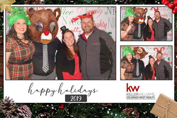 Keller Williams Realty Holiday Party 2019