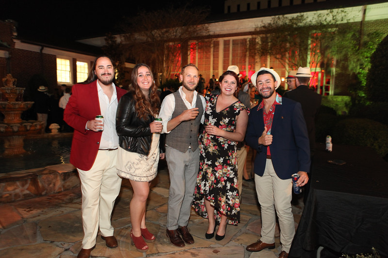 SS & C Advent 2018 Holiday Party, Jacksonville's Garden Club