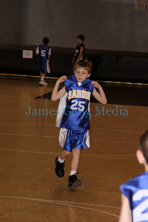 8yo Bobcats - January 8, 2011