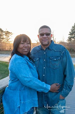 Deandra Davis & Family