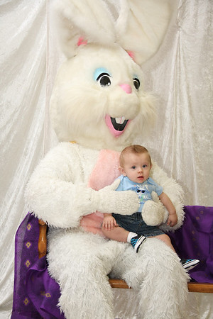 Shop and Go - Easter Bunny - April 2012