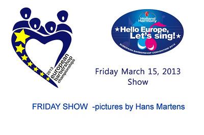 2013-0315 EBC2013 Friday Show