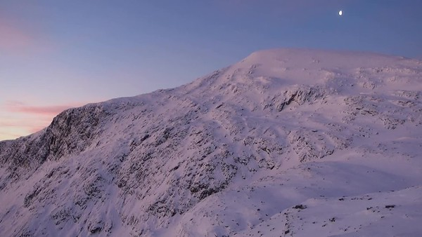 Fisherfield Winter Video