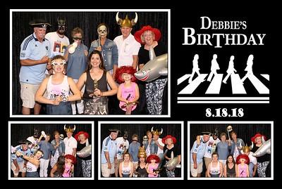 Debbies Birthday Bash!