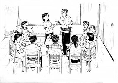 Illustrations - Teaching Methods