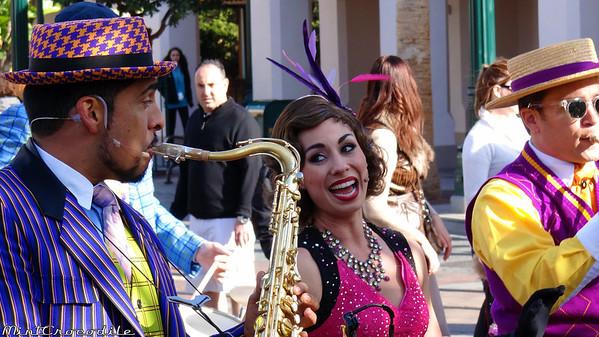 Disneyland Resort 2/21/13