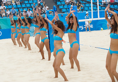 Beach Volleyball: Sexy Girls