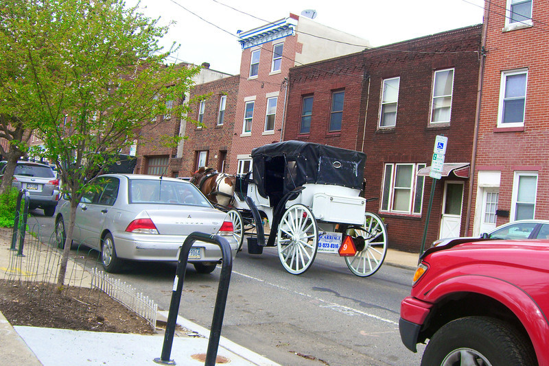 Philly carriage tour