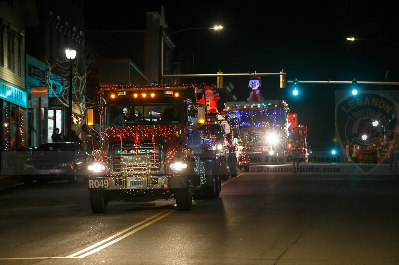 2019 Willimantic Light Parade