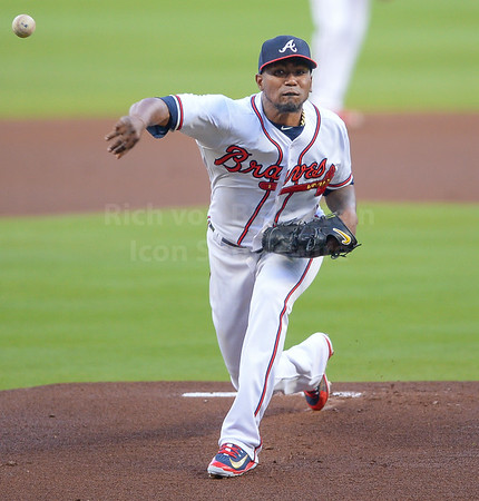 4/16/18 Atlanta Braves vs Philadelphia Philies