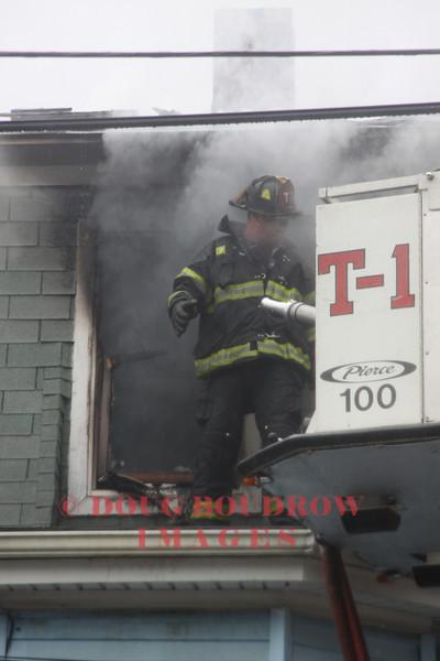 Somerville, MA - 3rd Alarm, 34 Houghton Street, 8-23-10