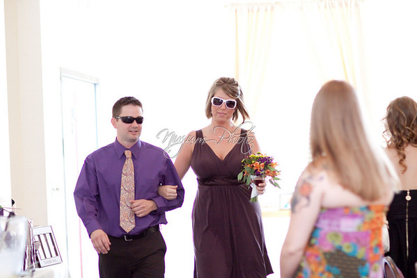 Reception - Stephanie and Scott