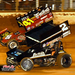 'Last Call' World Of Outlaws Sprint Car Series - The Dirt Track At Charlotte - 11/6/20 - Tommy Hein