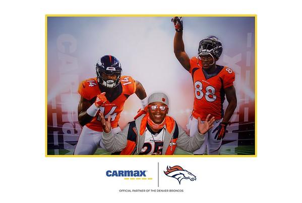 CarMax @ Denver Broncos | Stadium @ Mile High | 10.01.18