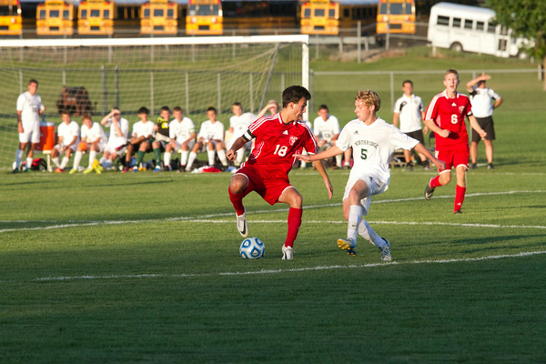 Boys Soccer: Goshen vs. Northridge