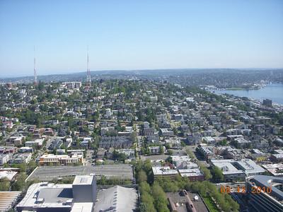 Seattle day tour 6-12-2010