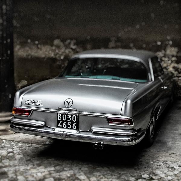 Mercedes 250 SE Automatic