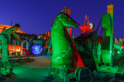 2018 The Neon Museum