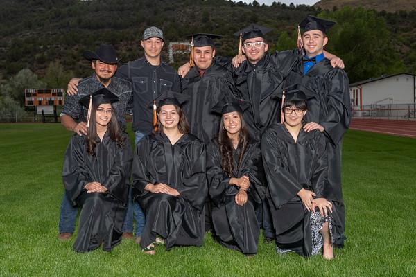 Primero Graduation Class of 2020