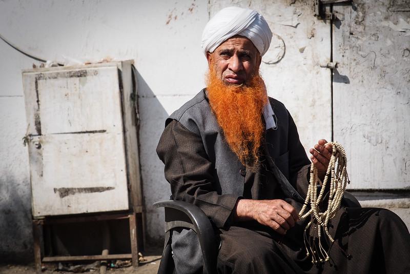 Salesman in Cairo Dokki